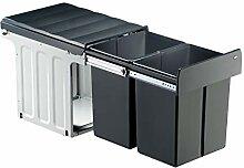 Profiline Einbau Abfallsammler Double Master Maxi