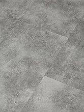 Profilor Wohnbau Objekt-Vinyl/Rigid Schiefer grau,