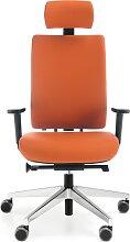 ProfiM Veris 111SFL Bürodrehstuhl mit Kopf- und