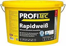 ProfiTec P118 Rapidweiß Profi Wandfarbe
