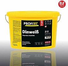 ProfiTec Wandfarbe DINweiß 12,5 Liter