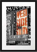 Programm des berühmten Broadway's