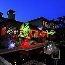 ProGreen LED Gartenleuchte, Außenleuchte, RGBW, Farbewechsel Lamp, IP65 Wasserdicht, Weihnachtsbeleuchtung für Garten, Party und Außenaktivitäten oder- dekorationen [Energieklasse A+]