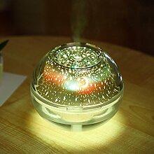 Projektor Licht Befeuchter,gaddrt USB bunt