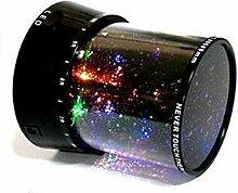 Projizieren Stern Himmel Nacht Kosmos Projektor