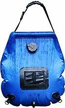 prokth 20L Camping Dusche Bag Solar Outdoor