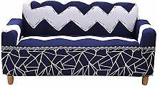PROKTH Sofabezug mit armlehne,Drucken Stretch