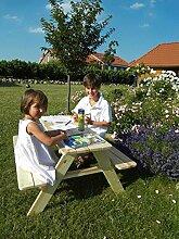 Promadino Kindersitzbank Limobank Gartensitzgruppe