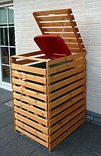 Promadino Mülltonnenbox Vario V für 1 Tonne