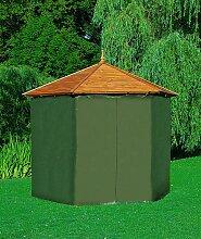 promadino Pavillon-Schutzhülle, für Holzpavillon