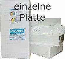 Promat PROMASIL 950-KS 100mm 1x Wärmedämmplatte Brandschutz A1 DIN 4102