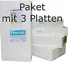 Promat PROMASIL 950-KS 100mm 3xWärmedämmplatten