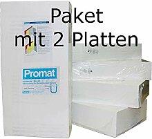 Promat PROMASIL 950-KS 80mm 2xWärmedämmplatten