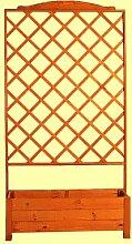 PROMEX Pflanzkasten Rankkasten Botanica 110 x 32 x