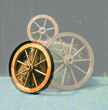 PROMEX Verzierung Wagenrad 74 cm