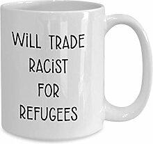 Promini Dekorativer Becher Handelt Rassisten FüR