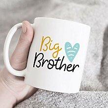 Promini Kaffeehaferl Big Brother Mug,Bruder