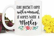 Promini Kaffeehaferl Muttertagsbecher,Geschenk