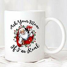 Promini Kaffeetasse Fragen Sie Ihre Mutter, Ob Ich