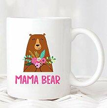 Promini Kaffeetasse Mama BäR Becher Mama BäR