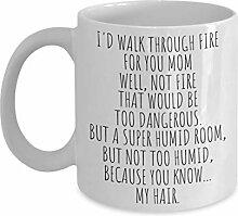 Promini Lustige Tasse Kaffeetasse Mutter