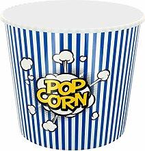 Promobo Popcorn-Eimer, 3,5l, Vintage-Stil, ideal