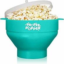 Proper Popper Popcorn-Maker für Mikrowelle,