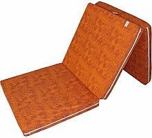 Prosanvita Klappmatratze in orange, ideale