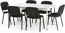 Protaurus Tisch-Stuhl-Kombination