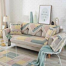 Protector m?bel sofa handtuch,europ?ische Sofa Abdeckung Sessel hussen Sofa sers für wohnzimmer Slip cover für sofa M?bel hussen Schutzhüllen für couch-B 110x180cm(43x71inch)