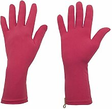 Protex Schutz M0008Wiese Original Garten Handschuhe, 1Paar, groß, fuchsia pink, 30x 30x 30cm
