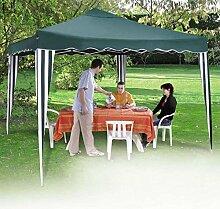 Provence Outillage 04052Zelt faltbar mit Pavillon grün 3x 3m