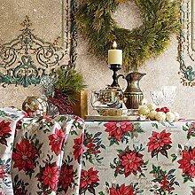 Provencestoffe Herrliche Weihnachtsdecke,