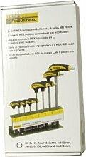 Proxxon 22650 L-Griff Schraubendreher HEX