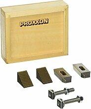 Proxxon MICROMOT Stufen-Spannpratzen aus Stahl,
