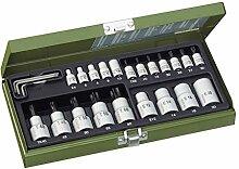 PROXXON Spezialsatz für TX-Steckschlüssel,
