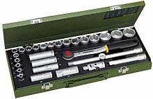 PROXXON Steckschlüsselsatz, Für die kraftvolle