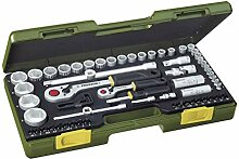 PROXXON Steckschlüsselsatz, Komplettsatz mit
