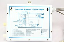 PS0012kW Dampfgenerator mit Terminalbox