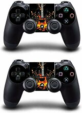PS4 Griff Biz Schutzfolie,