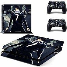 PS4 Skin Aufkleber Für PlayStation 4 Konsole Und