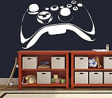 Ps4 Video Game Controller wandaufkleber für