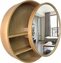 PSHH Spiegelschrank Mit Aufbewahrung Badezimmer