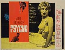 Psycho Filmposter, 1960