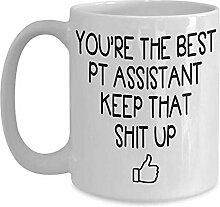 PT Assistent Kaffee-Haferl - Geschenkidee für