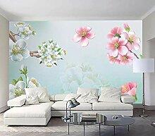 Ptcta Tapete schöne frische Blume TV