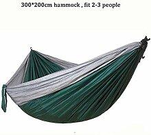 PTICA Camping Hängematte 300 * 200 cm Schaukel