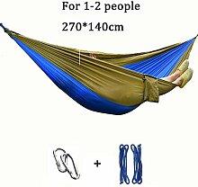 PTICA Camping Hängesessel Set Wrinkled Nylon 270