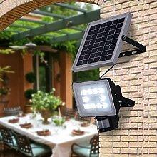 Pueri LED Solarleuchte Solarlampe