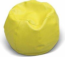 pufmania?Osmanischer Stil Sitzsack - gelb